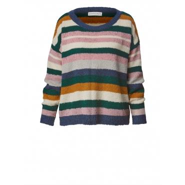 Pullover gestreift Janet & Joyce Multicolor