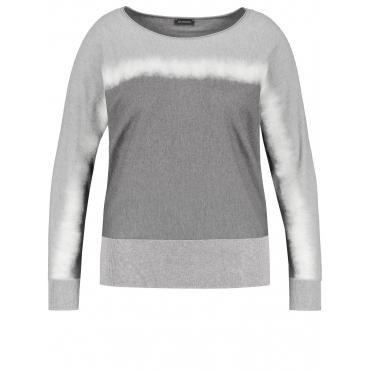 Pullover im Streifen-Design Samoon Bright Light Streifen