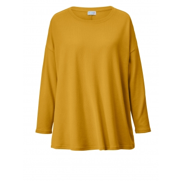 Pullover in Oversize-Form Angel of Style Gelb