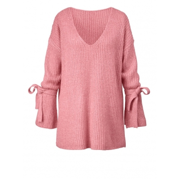 Pullover in Oversize-Form Angel of Style Rosé