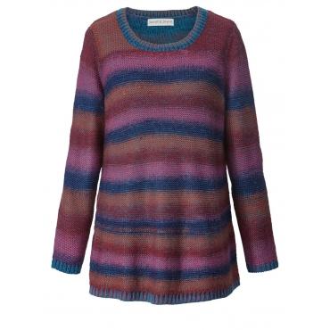 Pullover in Oversize-Form Janet & Joyce bunt