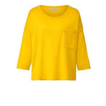 Pullover Janet & Joyce Marineblau