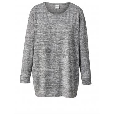 Pullover Junarose Grau