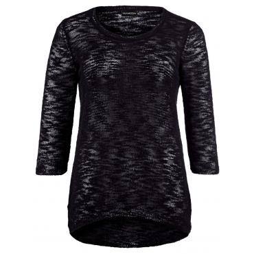 Pullover MiaModa schwarz