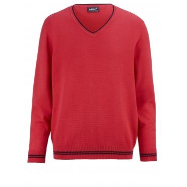 Pullover mit Struktur Men Plus hummer