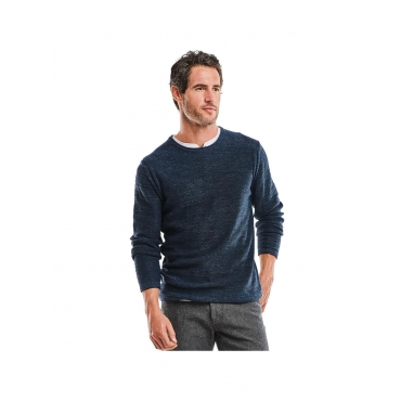 Pullover Rundhals Engbers Marineblau