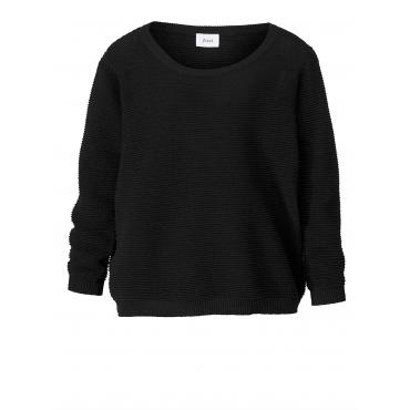 Pullover Zizzi Schwarz