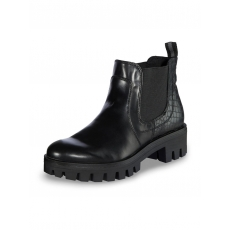 Rbulu Chelsea Boots Tamaris Schwarz