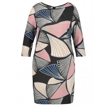 Scuba -Kleid mit Print Samoon Boundless