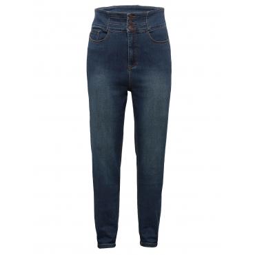 Sheego by Miyabi Kawai Jeans Sheego by Miyabi Kawai dark blue Denim