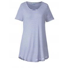 Shirt gestreift Angel of Style blau gestreift
