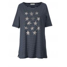 Shirt gestreift Janet & Joyce marine gestreift