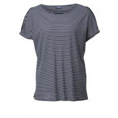 Shirt gestreift Samoon blau gestreift