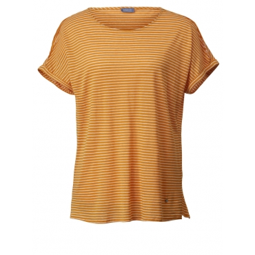 Shirt gestreift Samoon gelb gestreift
