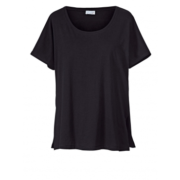 Shirt in Oversize-Form Angel of Style schwarz