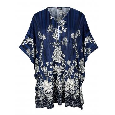Shirt MIAMODA Blau