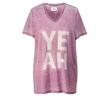 Shirt Zizzi rosa melange