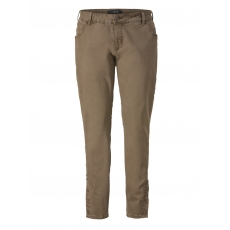 Slim Fit Hose Zizzi khaki