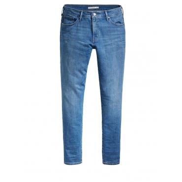 Slim Fit Jeans 311™ mit Fransensaum Levi's dark blue
