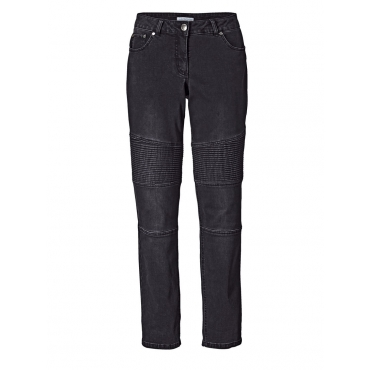 Slim Fit Jeans Angel of Style black denim