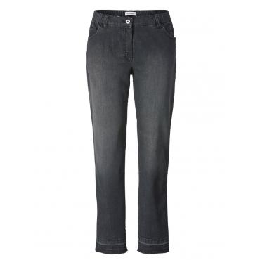 Slim Fit Jeans Betty KjBrand grey denim