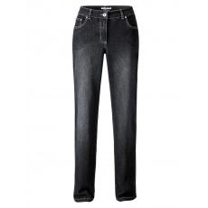 Slim Fit Jeans »Emma« Dollywood schwarz
