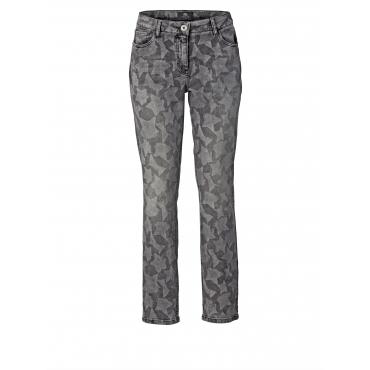 Slim Fit Jeans Frapp Hellgrau