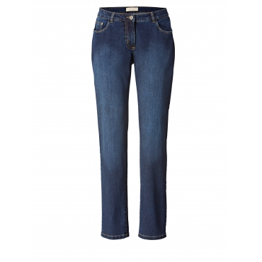 Slim Fit Jeans Janet & Joyce Grau