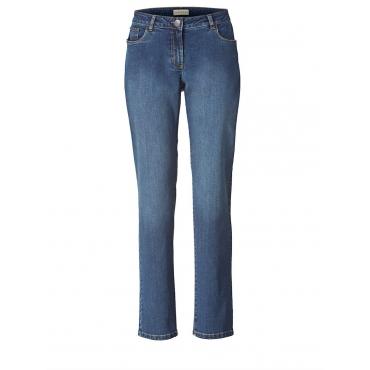 Slim Fit Jeans Janet & Joyce light blue