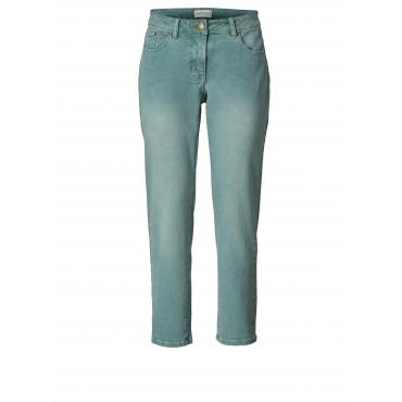 Slim Fit Jeans knöchellang Janet & Joyce Mintgrün