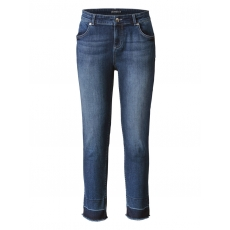 Slim Fit Jeans knöchellang Jette blue denim