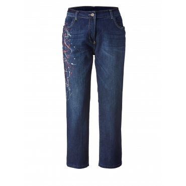 Slim Fit Jeans No Secret Dunkelblau