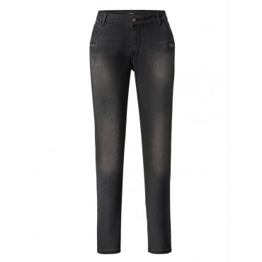Slim Fit Jeans Zizzi black