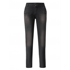 Slim Fit Jeans Zizzi black