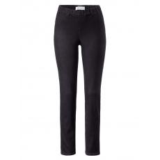 Slim Fit Jeansleggings Kate Dollywood black denim