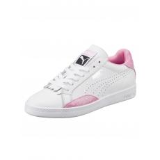 Sneaker Match Lo Reset Wn´s Puma weiß/gelb