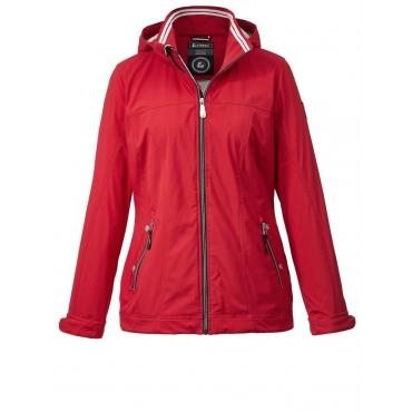 Softshell-Jacke mit Kapuze Killtec rot