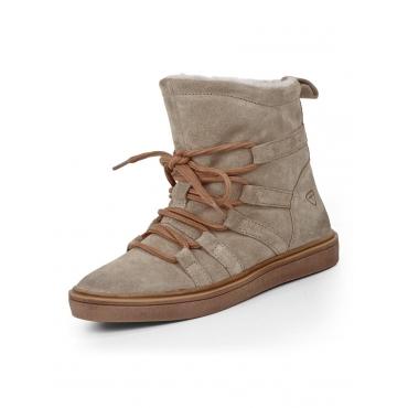 Sonia Boots Tamaris Beige