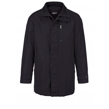 Spezialschnitt Jacke Men Plus schwarz