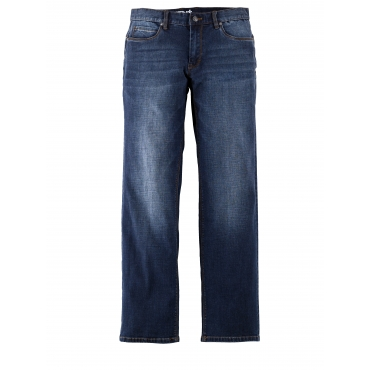 Spezialschnitt Jeans Men Plus dirty dark blue stone