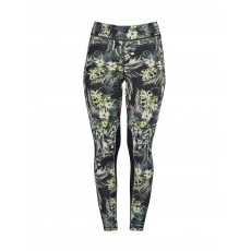 Sportleggings Skiny dark tropical