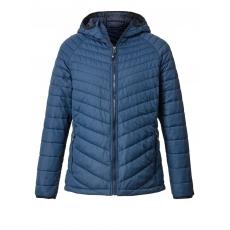 Stepp-Jacke in Daunenoptik winddicht & wasserabweisend Killtec blau