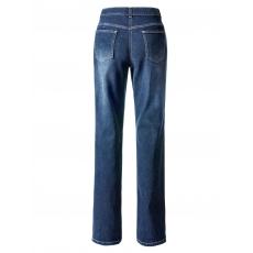 Straight Cut Jeans »Paula« Dollywood blue stone