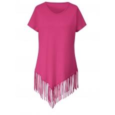 Strandshirt Maritim pink