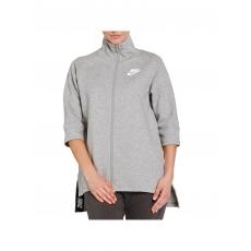 Sweatjacke Nike Grau