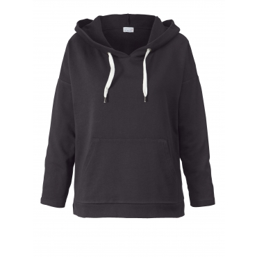 Sweatshirt mit Kapuze Angel of Style Grau