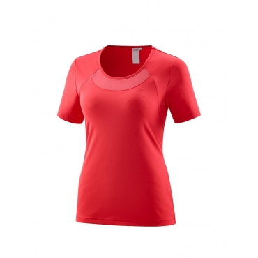 T-Shirt VERONA JOY sportswear red currant