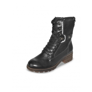 Talues TEX-Boots Tamaris Schwarz