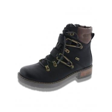 TEX-Boots Rieker Schwarz
