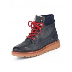 Tirolesa Boots Tamaris Blau